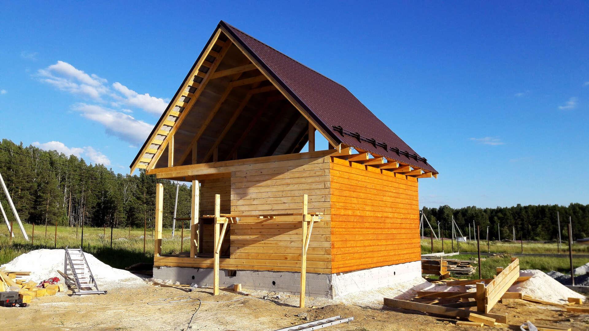 Баня-дом 6х6м БД-34