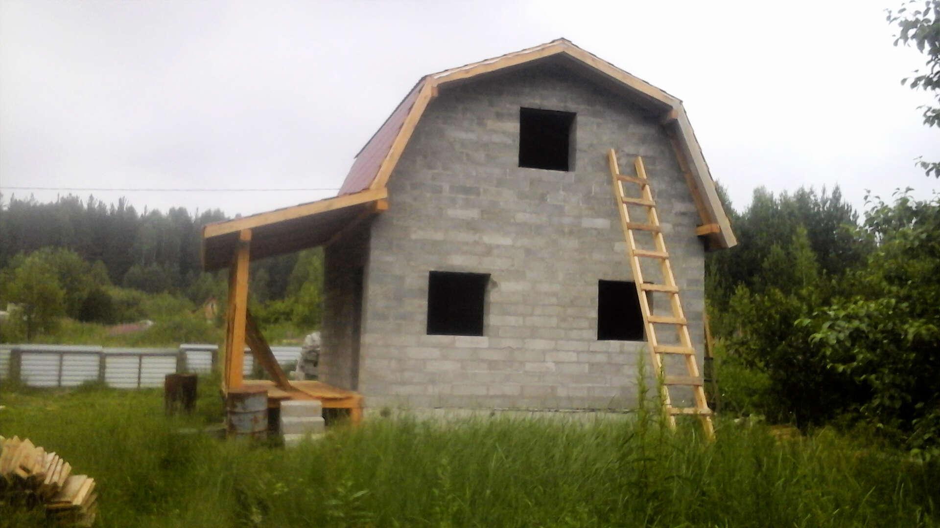 Дом 6х6м ДП-05